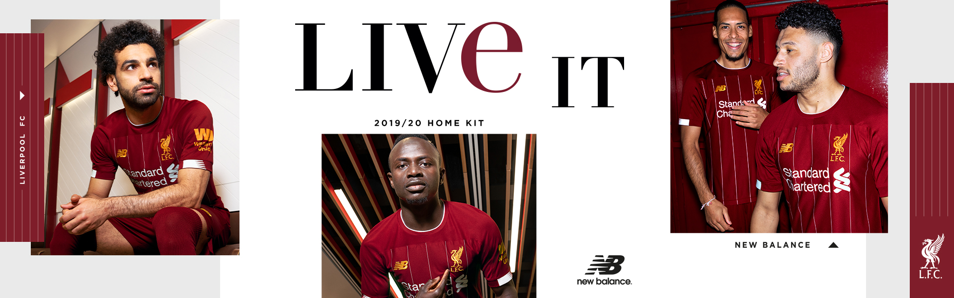 Liverpool 2019/20 Home Away 3rd kits online shop